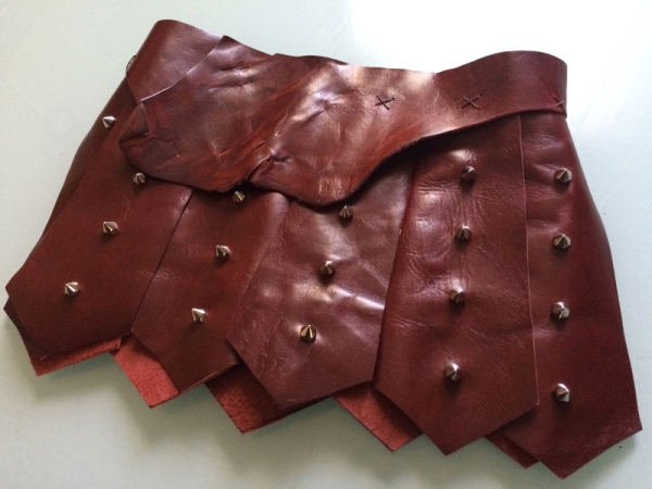 final Astrid skirt