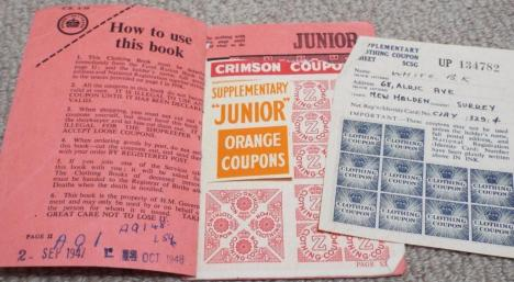 3-x-Vintage-WW2-Clothing-Ration-Books-1947-48-_57